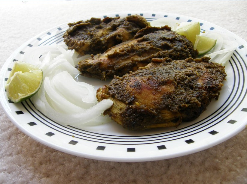 Chicken cafreal recipe florentine goa sterling holidays blog chicken cafreal forumfinder Image collections